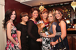 Aisling, Jen, Orla, Jane, Sammy and Kate celebrating New Years Eve in Barocco...(Photo credit should read www.newsfile.ie)....This Picture has been sent you under the conditions enclosed by:.Newsfile Ltd..The Studio,.Millmount Abbey,.Drogheda,.Co Meath..Ireland..Tel: +353(0)41-9871240.Fax: +353(0)41-9871260.GSM: +353(0)86-2500958.email: pictures@newsfile.ie.www.newsfile.ie.