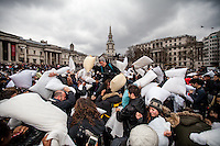04.04.2015 - London International Pillow Fight Day 2015