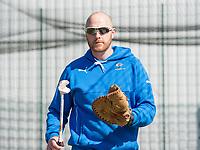 Picture by Allan McKenzie/SWpix.com - 05/04/2018 - Cricket - Yorkshire County Cricket Club Training - Headingley Cricket Ground, Leeds, England - Andrew Gale.