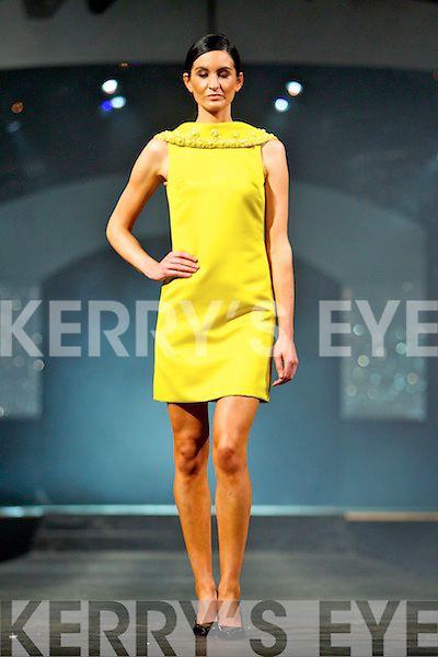 Rose of Tralee fashion show in the Dome on Sunday night.