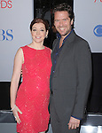 Alyson Hannigan and Alexis Denisof attends People's Choice Awards 2012 held at Nokia Live in Los Angeles, California on January 11,2012                                                                               © 2012 Hollywood Press Agency