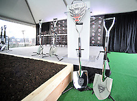 D.C. United Audi Field Groundbreaking Ceremony, February 26, 2017