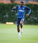 26.09.2018 Rangers training: Jermain Defoe