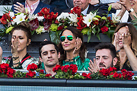 Paula Echevarria during the ATP final of Mutua Madrid Open Tennis 2017 at Caja Magica in Madrid, May 14, 2017. Spain. /NortePhoto.com