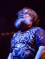 LAS VEGAS, NV - December 30, 2018: ***HOUSE COVERAGE*** Jack Black  pictured as Tenacious D performs at The Joint at Hard Rock Hotel &amp; Casino in Las Vegas, NV on December 30, 2018. <br /> CAP/MPI/EKP<br /> &copy;EKP/MPI/Capital Pictures