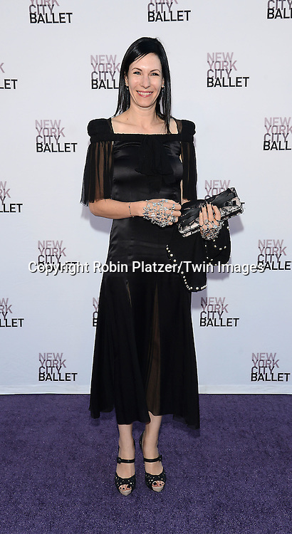 Jill Kargman attends the New York City Ballet's 3rd Annual  Fall Fashion Gala on September 23, 2014 at David Koch Theatre in Lincoln Center in New York City. <br /> <br /> photo by Robin Platzer/Twin Images<br />  <br /> phone number 212-935-0770