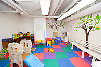 Playroom at 140 West End Avenue