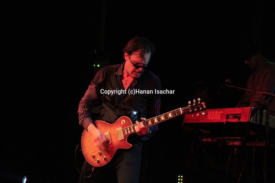 Israel, Tel Aviv-Yafo, Joe Bonamassa plays at Reading 3