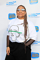 LOS ANGELES - OCT 28: Raven Symone at The Actors Fund's 2018 Looking Ahead Awards at the Taglyan Complex on October, 2018 in Los Angeles, California