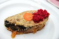 Gefilte fish - Jewish food