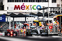 27th October 2019, Autodromo HermanRodriguez, Mexico City, Mexico; F1 Grand Prix of Mexico, Race Day; <br />