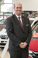 Vertu Honda dealership Nottingham - Anthony Curry