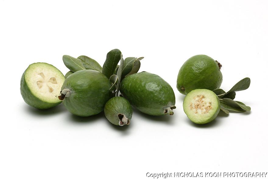 Guava still life.