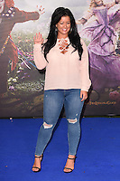 Lauren Murray at the premiere of &quot;Alice Through the Looking Glass&quot; at the Odeon Leicester Square, London.<br /> May 10, 2016  London, UK<br /> Picture: Steve Vas / Featureflash