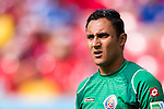 Keylor Navas (CRC), JUNE 20, 2014 - Football / Soccer : FIFA World Cup Brazil 2014 Group D match between Italy 0-1 Costa Rica at Arena Pernambuco in Recife, Brazil. (Photo by Maurizio Borsari/AFLO) [0855]