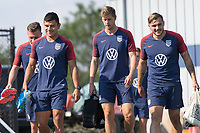 USMNT Training, September 4, 2019