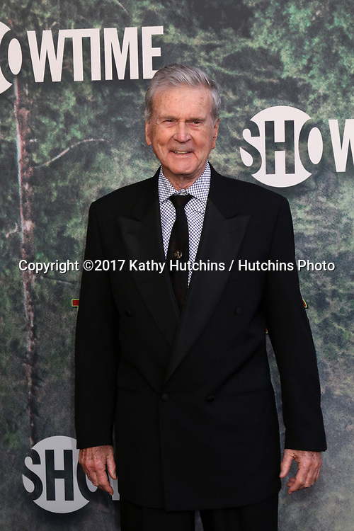 "LOS ANGELES - MAY 19:  Don Murray at the ""Twin Peaks"" Premiere Screening at The Theater at Ace Hotel on May 19, 2017 in Los Angeles, CA"