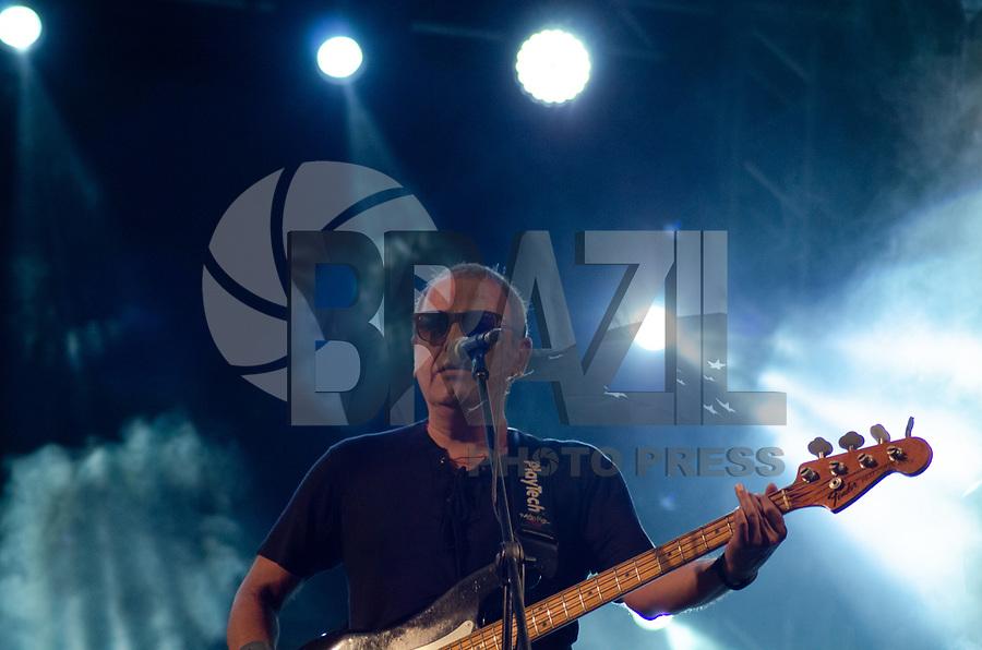 RIO DE JANEIRO (RJ), 18.10.2019 - SHOW-RJ - Banda ira durante a segunda edição da Oktoberfest Rion na zona sul do Rio de Janeiro  (Foto: Vanessa Ataliba/ Brazil Photo Press)