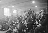 Yvon Dupuis, candidat a la chefferie <br /> , Credit Social, 7 janvier 1973.<br /> <br /> Le 4 février 1973, Yvon Dupuis est élu chef du Ralliement créditiste face à Samson au Colisée de Québec7. Le parti est rebaptisé Parti créditiste<br /> <br /> PHOTO : Agence Quebec Presse - Alain Renaud