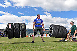 Vortex Spas Strongman Competition