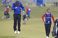 Liam Johnston (SCO) checks his line on the 18th hole during Saturday's Round 3 of the Dubai Duty Free Irish Open 2019, held at Lahinch Golf Club, Lahinch, Ireland. 6th July 2019.<br /> Picture: Eoin Clarke | Golffile<br /> <br /> <br /> All photos usage must carry mandatory copyright credit (© Golffile | Eoin Clarke)