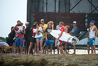 SNAPPER ROCKS, Queensland/Australia (Tuesday, March 12, 2013) Taj Burrow (AUS).-The Quiksilver Pro Gold Coast the opening stop on the 2013 ASP World Championship Tour (WCT), completed Round 5 as well as the Quarterfinals today in clean three-to-four foot (1.5 metre) waves at Snapper Rocks, narrowing the field down to the Final Four and setting up for tomorrow's finish..Joel Parkinson (AUS), 31, reigning ASP World Champion, posted the first Perfect 10 of the event today, mixing it up on the afternoon Snapper Rocks walls with unmatched style, power and versatility in his Quarterfinal bout with Julian Wilson (AUS), 24. The local standout was in sizzling form throughout the bout, posting a number of high scores and collecting the day's high heat total of an 18.27 out of a possible 20...The ASP World No. 1 will take on Michel Bourez (PYF), 27, tomorrow in the opening Semifinal of the event..The Tahitian power broker continued his dream run at the Quiksilver Pro Gold Coast today, eliminating defending event champion Taj Burrow (AUS), 34, in their Quarterfinal bout..Kelly Slater (USA), 41, 11-time ASP World Champion and 2012 ASP World Runner-Up, put in a juggernaut performance in this afternoon's Quarterfinals, posting an excellent 18.03 out of a possible 20 in a momentum-building display against Bede Durbidge (AUS), 30...Slater will face Gold Coast local and two-time ASP World Champion (2007, 2009) Mick Fanning (AUS), 31, in tomorrow's Semifinals..Fanning closed out the day's action with a convincing Quarterfinal win over compatriot Matt Wilkinson (AUS), 24...Photo: joliphotos.com