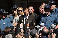 CHAPPAQUIDDICK (2017)<br /> ANDRIA BLACKMAN, JASON CLARKE<br /> <br /> *Filmstill - Editorial Use Only*<br /> CAP/FB<br /> Image supplied by Capital Pictures