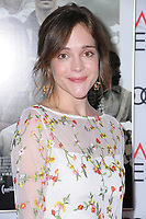 09 November  2017 - Hollywood, California - Lucy Faust. AFI FEST 2017 Presented By Audi - Opening Night Gala - Screening Of Netflix's &quot;Mudbound&quot; held at TCL Chinese Theatre in Hollywood.  <br /> CAP/ADM/BT<br /> &copy;BT/ADM/Capital Pictures