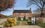 Stow Hill farmhouse, Mundesley, Norfolk, England