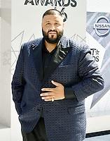 LOS ANGELES, CA - JUNE 26: DJ Khaled at the 2016 BET Awards at the Microsoft Theater on June 26, 2016 in Los Angeles, California. Credit: Koi Sojer/MediaPunch