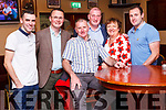 Jim O&rsquo;Donnell Abbeyfeale celebrated his 60th. Birthday last Saturday at Fr. Caseys Club House. <br /> Darragh O&rsquo; Donnell (Son), Minister Patrick O&rsquo; Donovan , Cllr. Liam Galvin , Angeline O&rsquo; Donnell (Wife) &amp; Sean O&rsquo; Donnell (Son).