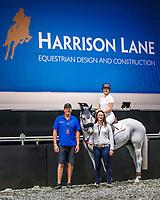 Harrison Lane Ambassador: Danielle Wheeler. 2019 Equitana Auckland. ASB Showgrounds. Auckland. New Zealand. Thursday 21 November. Copyright Photo: Libby Law Photography