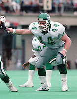 Roger Aldag Saskatchewan Roughriders. Photo Scott Grant