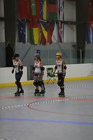 Black Rose Rollers vs Susquehana Valley Derby Vixens