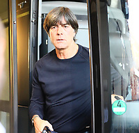 Bundestrainer Joachim Loew (Deutschland Germany) - 09.09.2018: Deutschland vs. Peru, Wirsol Arena Sinsheim, Freundschaftsspiel DISCLAIMER: DFB regulations prohibit any use of photographs as image sequences and/or quasi-video.