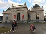 Liège (Liege) - Belgium, January 29, 2017; <br /> Museum La Boverie;  <br /> Photo: © HorstWagner.eu