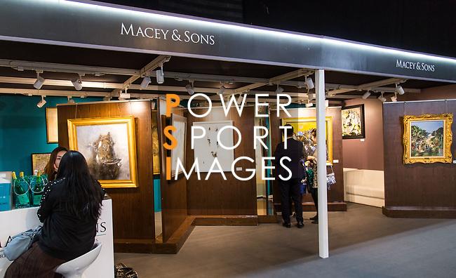 Longines Masters of Hong Kong at AsiaWorld-Expo on 10 February 2018, in Hong Kong, Hong Kong. Photo by Yuk Man Wong / Power Sport Images
