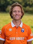 BLOEMENDAAL - Oliver Polkamp , Heren I van HC Bloemendaal , seizoen 2019/2020.   COPYRIGHT KOEN SUYK