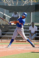Logan Watkins - Chicago Cubs 2009 Instructional League.Photo by:  Bill Mitchell/Four Seam Images..