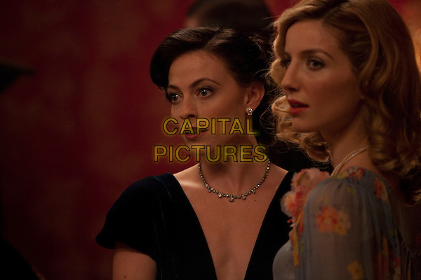 Lara Pulver, Annabelle Wallis<br /> in Fleming: The Man Who Would Be Bond (2013) <br /> *Filmstill - Editorial Use Only*<br /> CAP/FB<br /> Image supplied by Capital Pictures