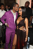 NEW YORK, NY - SEPTEMBER 6, 2019 Quavo & Saweetie  attend Harper's Bazaar ICONS at The Plaza Hotel on September 06, 2019 in New York City. <br /> CAP/MPI/WG<br /> ©WG/MPI/Capital Pictures