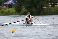 Race: 85  MasB/C.1x  Final<br /> <br /> Peterborough Summer Regatta 2018 - Sunday<br /> <br /> To purchase this photo, or to see pricing information for Prints and Downloads, click the blue 'Add to Cart' button at the top-right of the page.