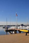 Stock Photo of Balboa Newport Beach California