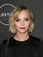 WEST HOLLYWOOD, CA - JANUARY 9: Christina Ricci, at the Lifetime Winter Movies Mixer at Studio 4 at The Andaz Hotel in West Hollywood, California on January 9, 2019. Credit:Faye Sadou/MediaPunch