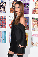Cheryl<br /> arrives for the Vogue 100 Gala Dinner held in Kensington Gardens, London.<br /> <br /> <br /> ©Ash Knotek  D3122  23/05/2016