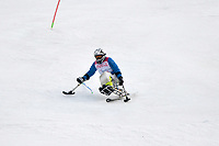 Day 4 / SGS Combined / Mark Soyer<br /> PyeongChang 2018 Paralympic Games<br /> Australian Paralympic Committee<br /> PyeongChang South Korea<br /> Tuesday March 13th 2018<br /> &copy; Sport the library / Jeff Crow