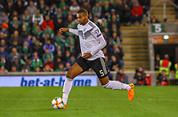 Jonathan Tah (Deutschland Germany) - 09.09.2019: Nordirland vs. Deutschland, Windsor Park Belfast, EM-Qualifikation DISCLAIMER: DFB regulations prohibit any use of photographs as image sequences and/or quasi-video.