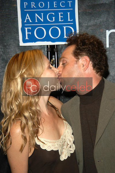 Julie Benz and husband Jon Kassir