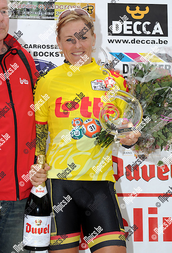 2011-09-17 / Wielrennen / seizoen 2011-2012 / Lotto Cycling Cup Breendonk / Liesbet de Vocht..Foto: Mpics