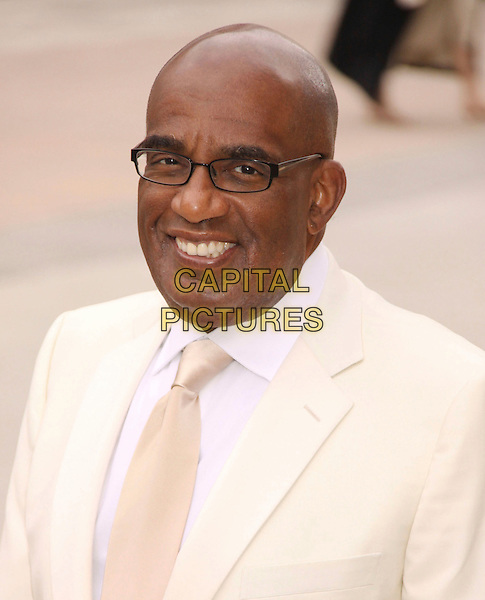 AL ROKER .69th Annual American Ballet Theatre Spring Gala held at The Metropolitan Opera House, New York, NY, USA, .18th May 2009..portrait headshot glasses cream suit tie .CAP/ADM/AC.©Alex Cole/AdMedia/Capital Pictures